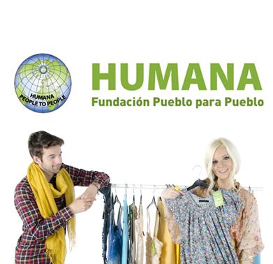 HUMANA WE LOVE 2ND HAND