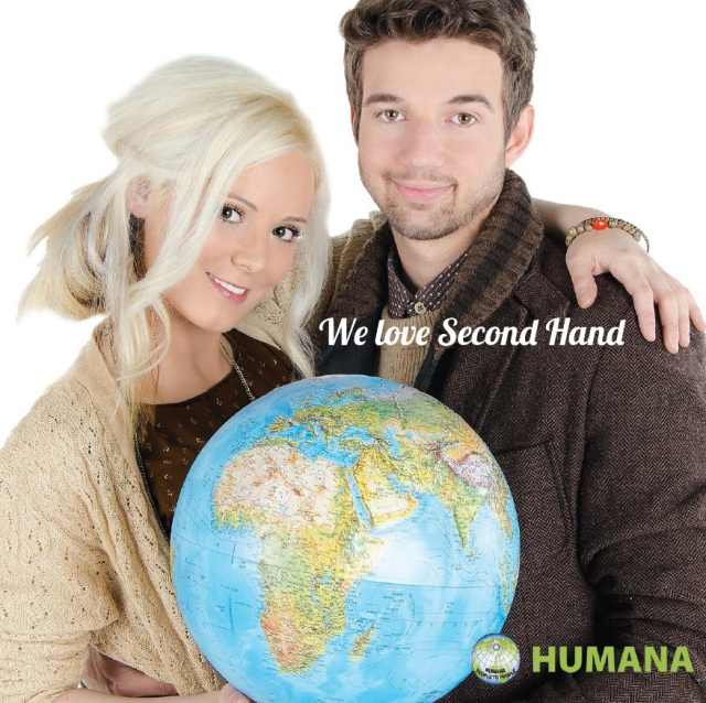 HUMANA WE LOVE 2ND HAND BOOK