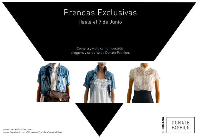 HUMANA DONATE FASHION TIENDA