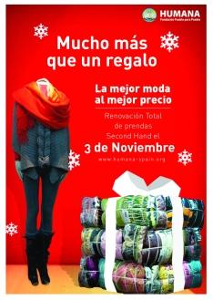 Nueva colección ropa Secnd Hand de moda sostenible.