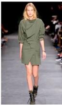 vestido_verde_militar_humana_second_hand