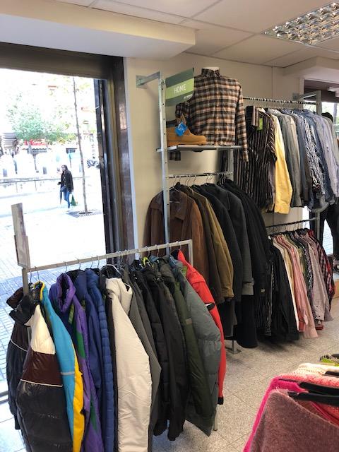 Conoce Nuestras Tiendas Via Julia 72 En Barcelona I Love Secondhand
