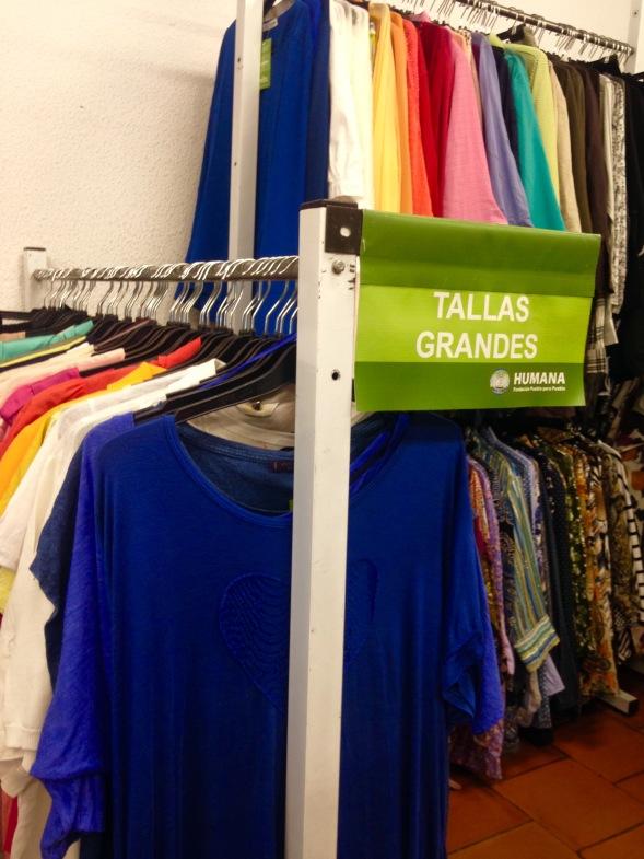 Humana_Secondhand_Granada_Constitución_tienda_TallasGrandes